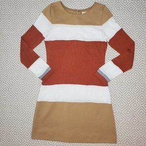 Young Threads Color Block Dress Size Large
